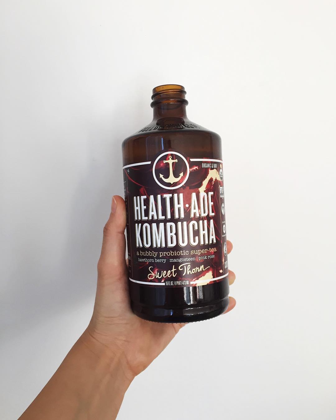 QUESTION How do all healthade kombucha flavors taste so amazing?!hellip