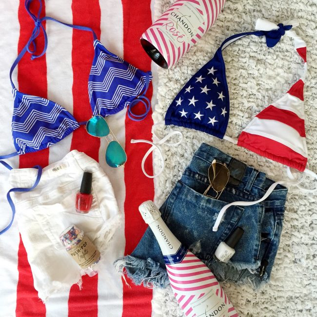 Which look would you choose? - Fourth of July looks on joyfetti.com #JOYFETTI