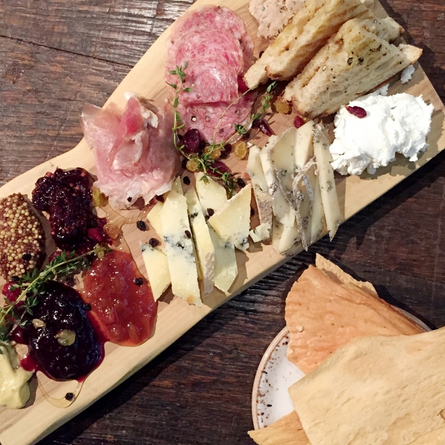 Charcuterie Board and Cheese Plate at Urban Farmer, Cleveland_joyfetti.com