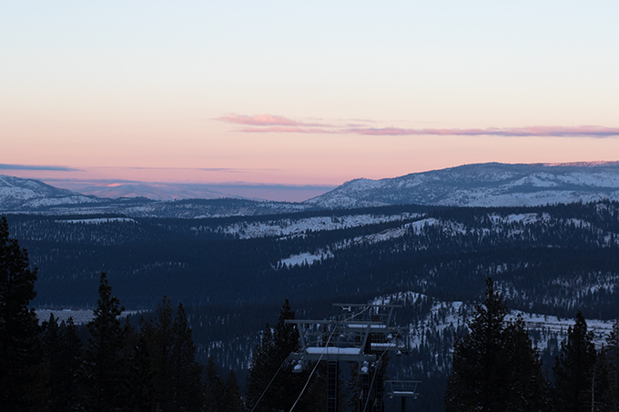 Tahoe for NYE 2015 on joyfetti.com_sunset, Ritz Carlton