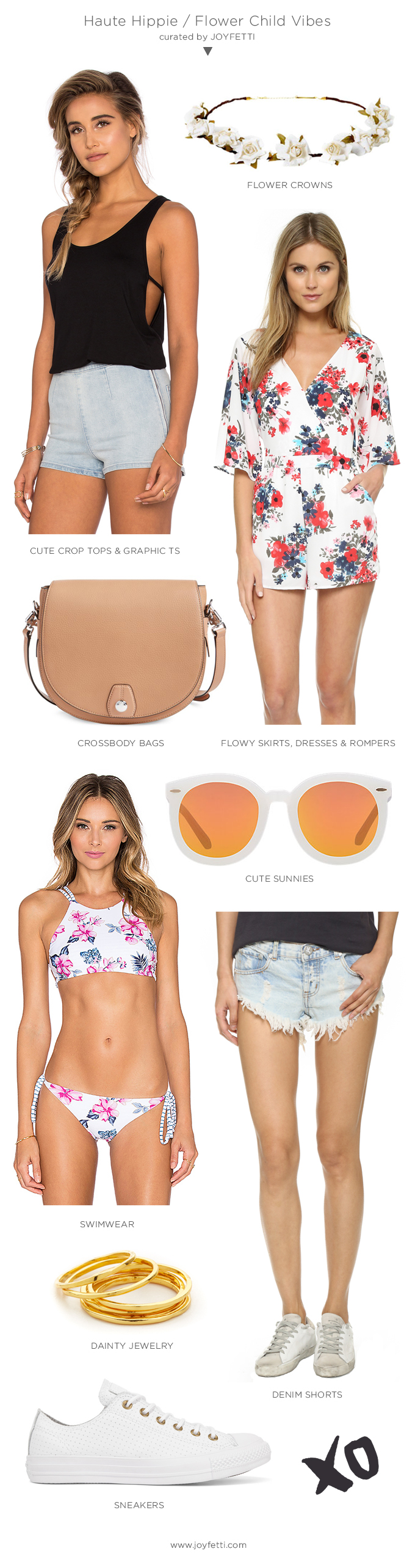 Haute Hippie, Flower Child Vibes_Festival Inspired Outfits_joyfetti.com