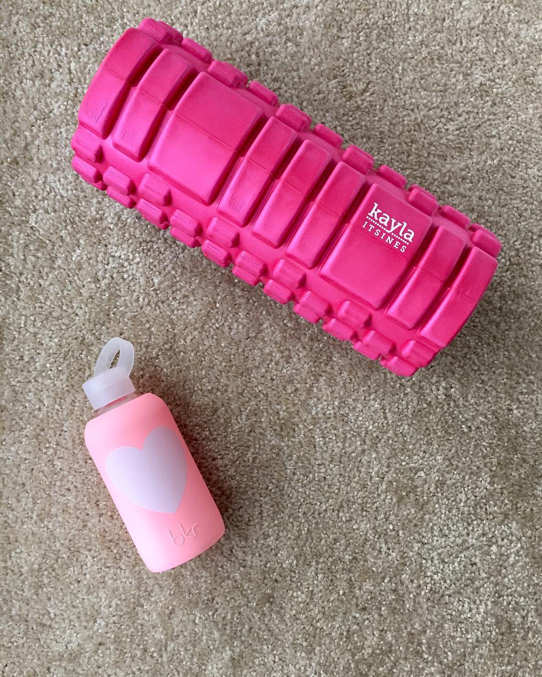 Fitness tip  remember to foam roll ESPECIALLY  !!!hellip