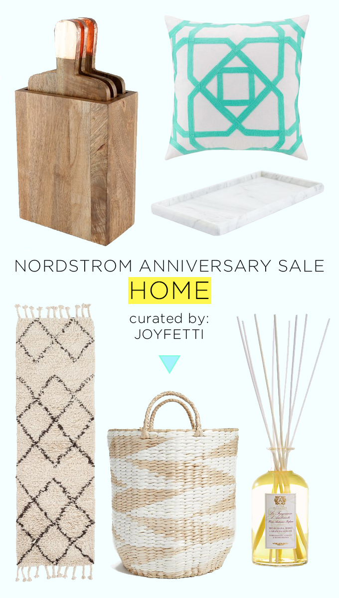 Nordstrom Anniversary Sale_for the home_joyfetti.com